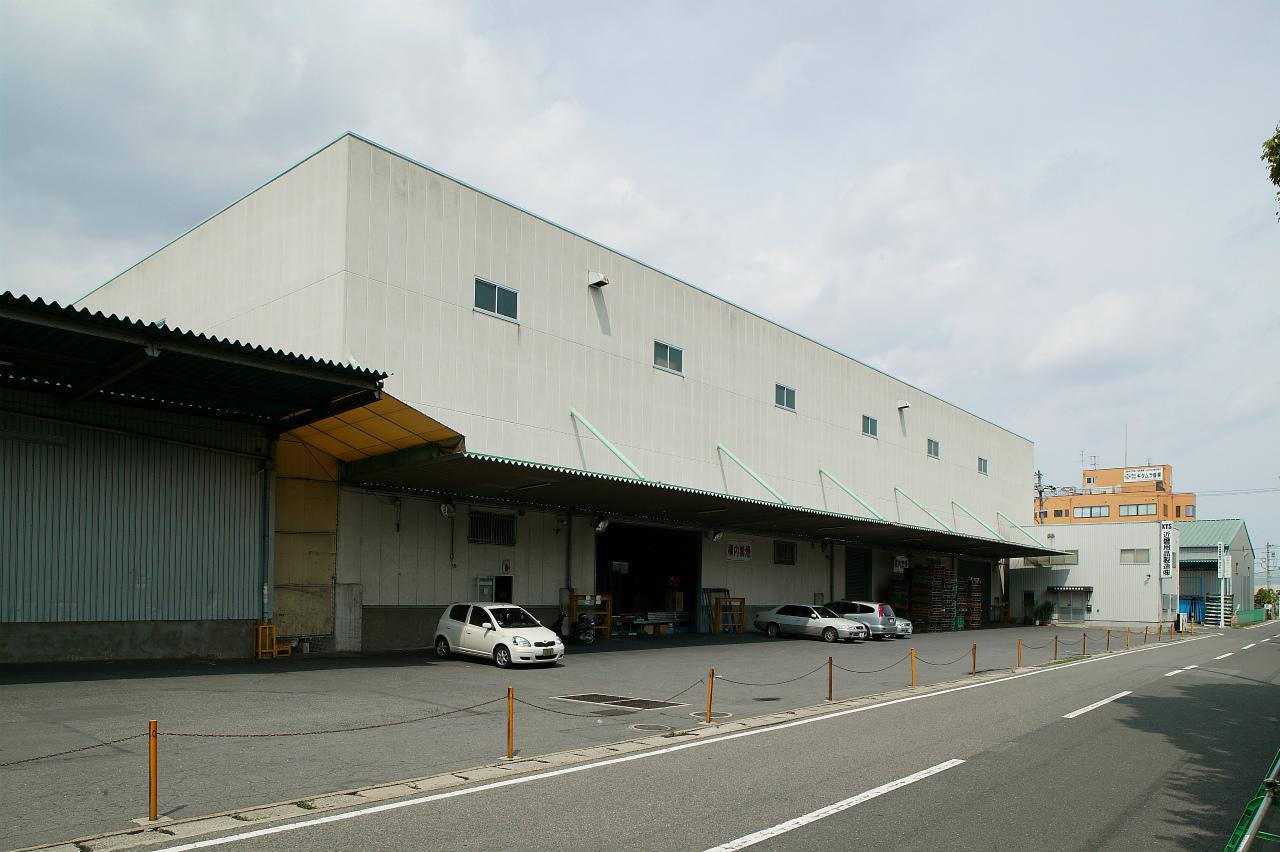 摂津倉庫様